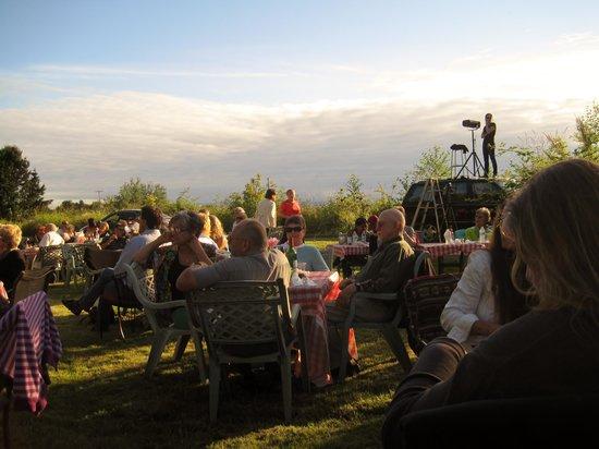 Brewster's Fine Foods: Sunset Dinner at Brewsters