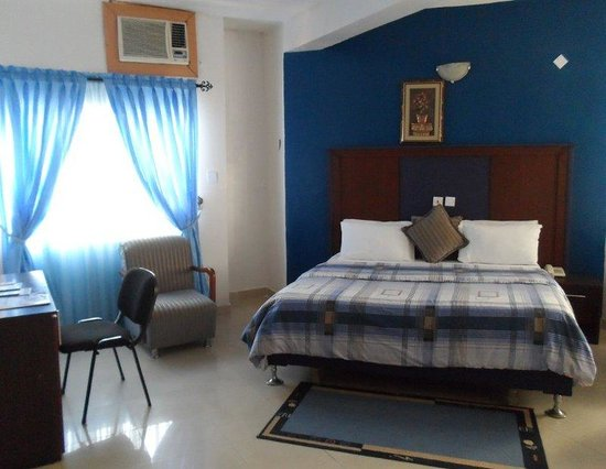 Lekki Oxford Hotel: Double Room
