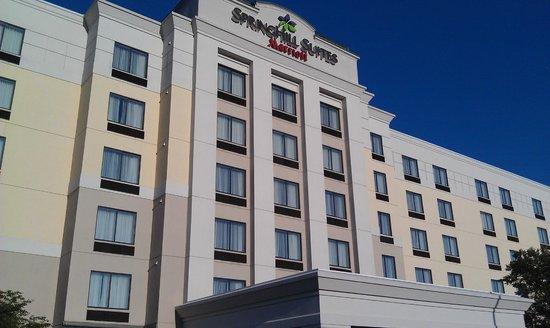 SpringHill Suites Boston Peabody: Exterior