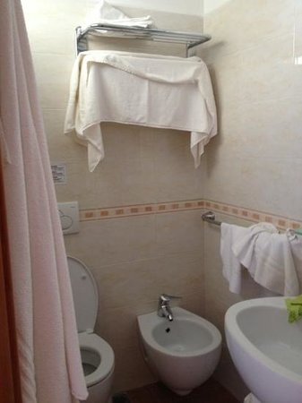 Hotel Imperiale : bagno