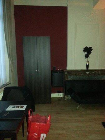 Hotel Onderbergen: Big room
