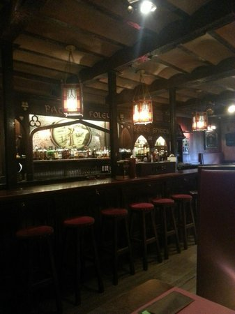 Patrick Foley's Irish Pub & Restaurant: View of the pub