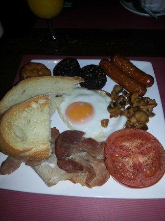 Patrick Foley's Irish Pub & Restaurant: Full Irish breakfast