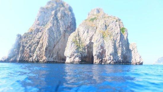 Banana Sport Capri Boat : Capri at it's very best