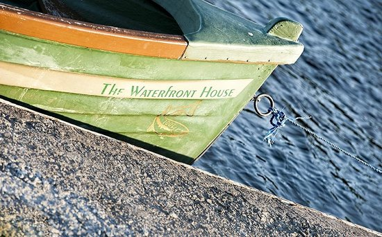 The Waterfront House Country Home: Lough Corrib is a fishers paradise