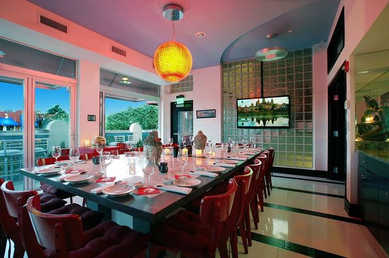 Buddha Garden 2nd Floor Private Dining