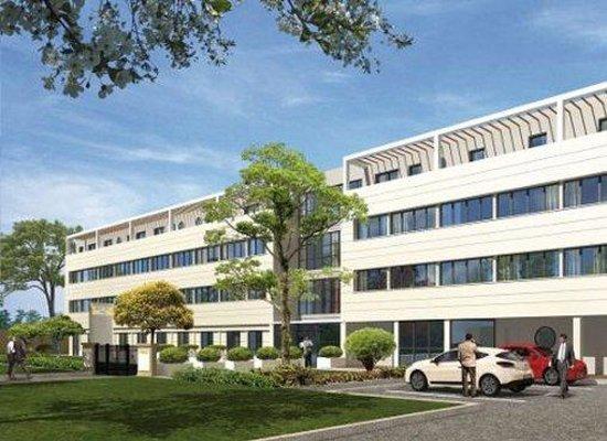 Appart'City La Roche sur Yon Centre : Summer