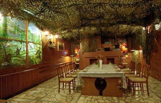 Olimpia Hotel: Restaurant