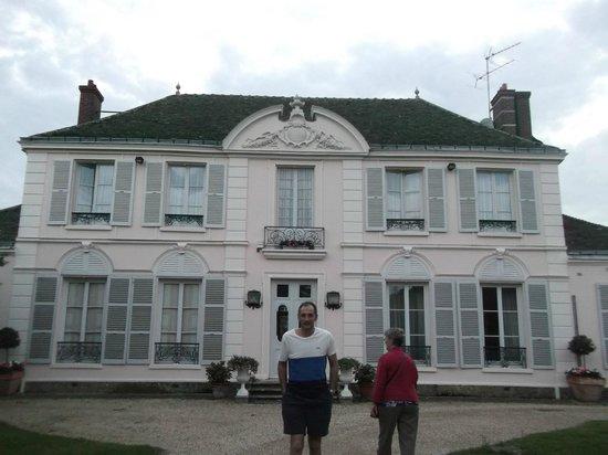 Le Clos Saint Nicolas : facade front