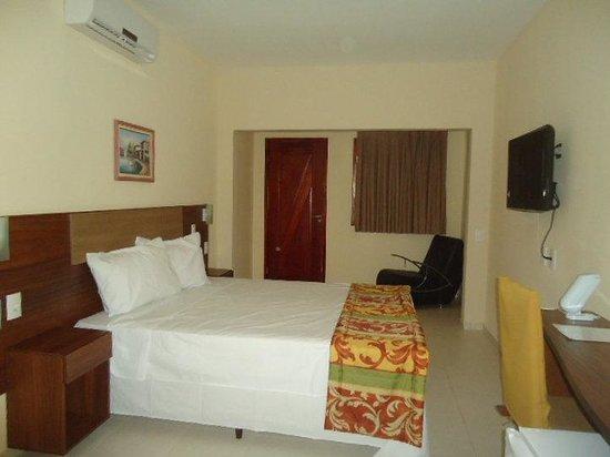 Melina Praia Hotel: Toriba Room