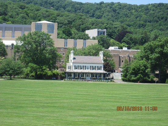 West Point Tours: Superintendent's Home, USMA