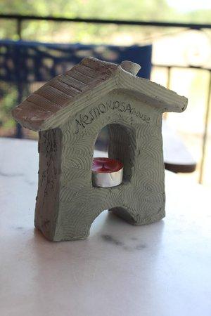 Nemorosa Houses: Поделка из местной глины