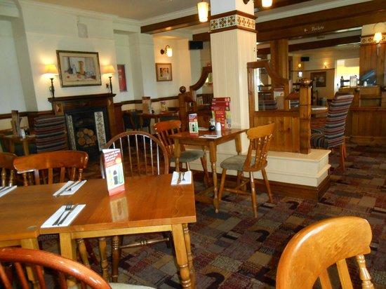 Premier Inn Stirling South (M9, J9) Hotel: Restaurante anexo