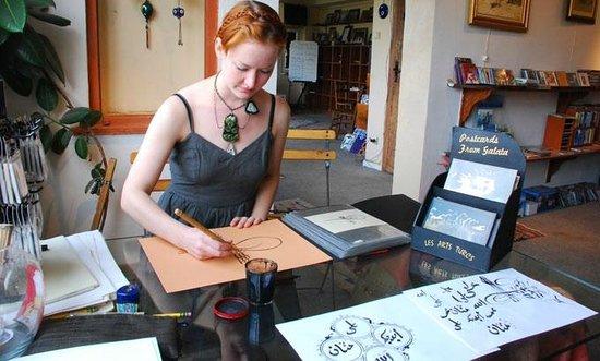 Les Arts Turcs-Calligraphy Lessons