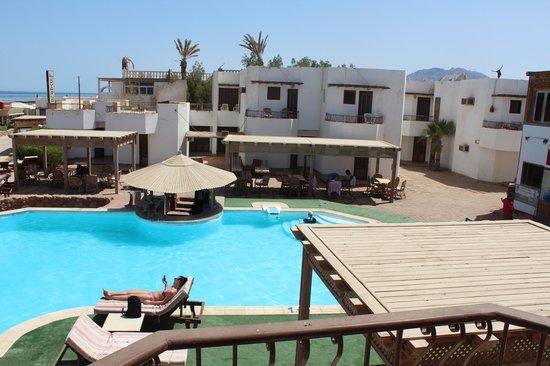 فندق ديارنا دهب: View from room