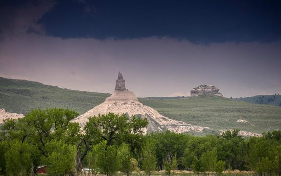 Chimney Rock Picture Of Chimney Rock National Historic