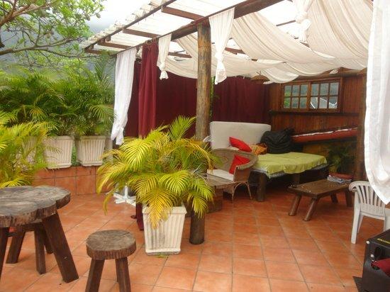 Pousada Casablanca: Lounge
