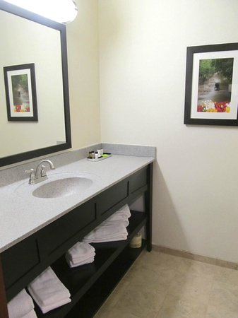 Bicycle Street Inn & Suites and Waterfront Collection : bathroom
