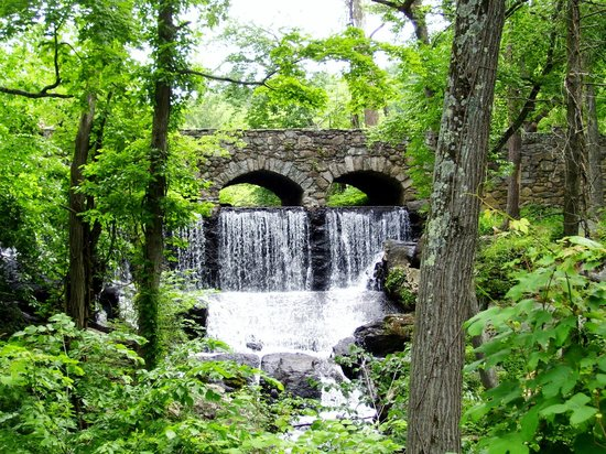 Manchester, CT: Beautiful Waterfalls