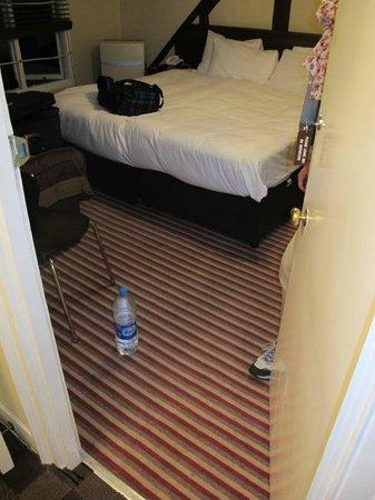 New Steine Hotel: unser Zimmer