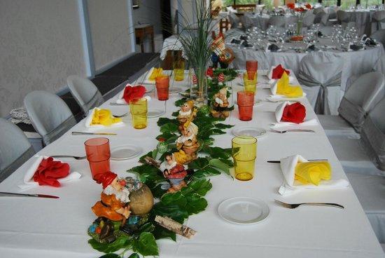 Hotel Rural S'Olivaret : salom para bodas y comuniones