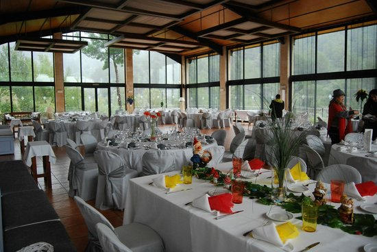 Hotel Rural S'Olivaret: salom de bodas