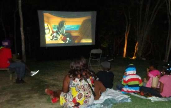 Wadadli Animal Nature Park : Movie Night At Park