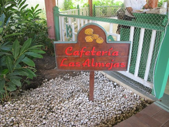 VH Gran Ventana Beach Resort: sign