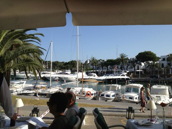 Restaurante Zocalo: what a view