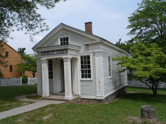 Genesee Country Village & Museum: House