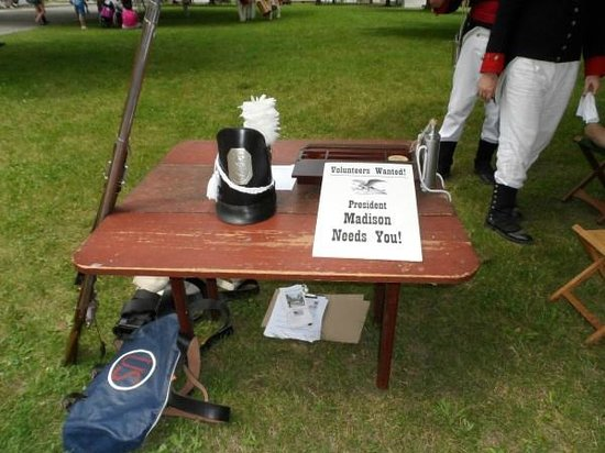 Genesee Country Village & Museum: Join the army of 1812? (or just become reenactor)