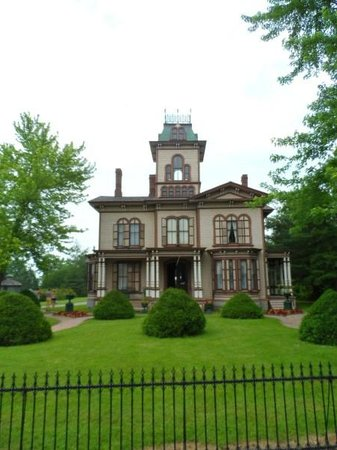 Genesee Country Village & Museum : Riches