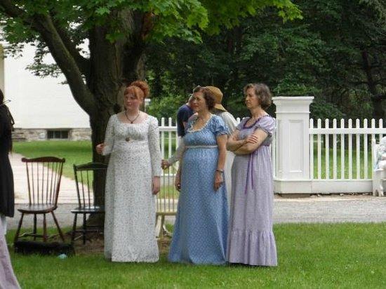 Genesee Country Village & Museum: Ladies