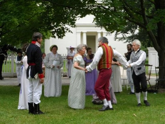 Genesee Country Village & Museum : Dance
