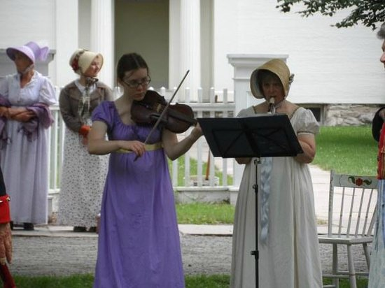 Genesee Country Village & Museum : Period Music