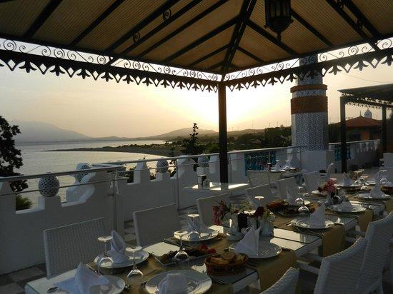 Perili Bay Resort Hotel: Alakart Restoran