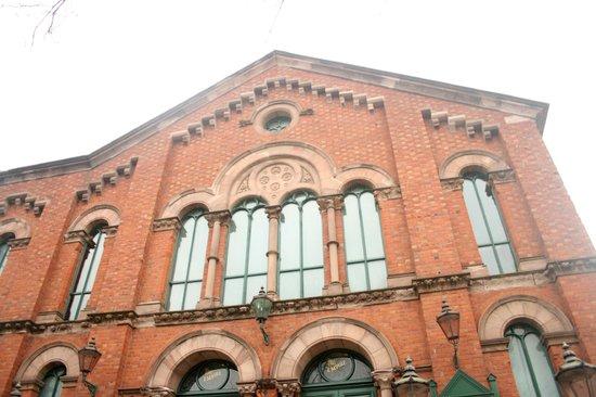 The Belfast Empire: A fabulous facade.