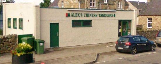 Alex Chinese Takeaway