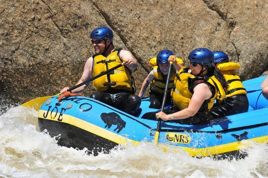 Buffalo Joe's Rafting brought to you by River Runners: It was so much fun!
