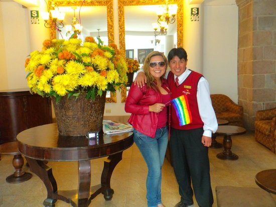 Terra Andina Hotel: Hotel muito bom...