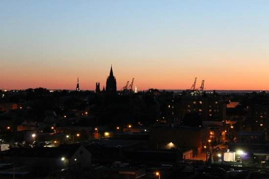 Fairfield Inn & Suites New York Brooklyn: Vistas.