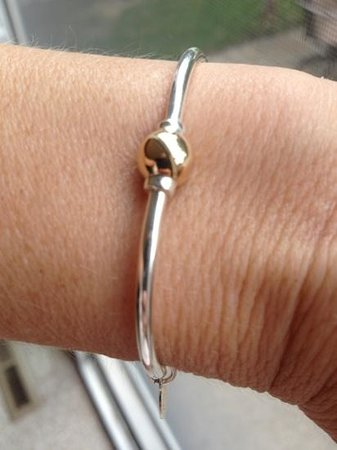 Dennis, MA: My beautiful new bracelet