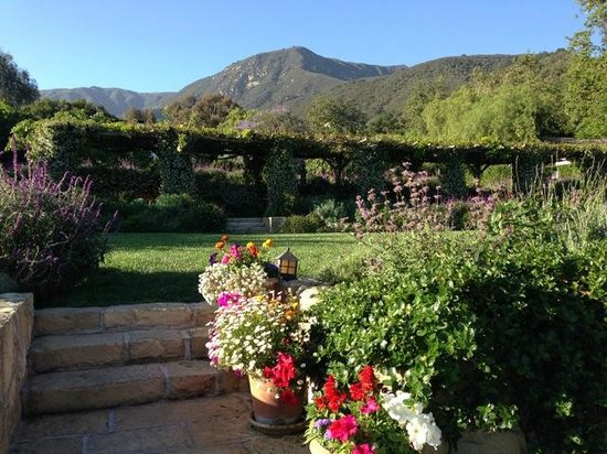 San Ysidro Ranch, a Ty Warner Property: the grounds