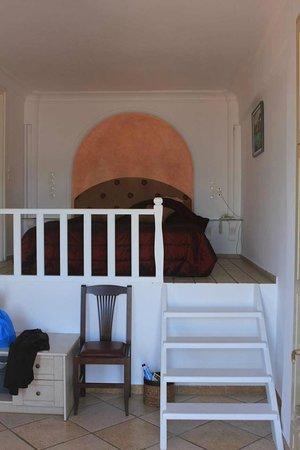 Ira Hotel & Spa: Inside room