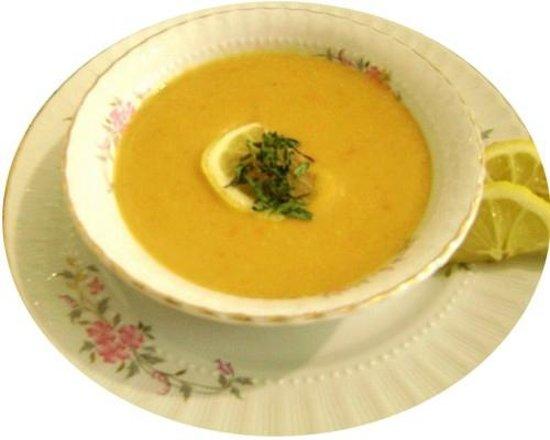 Kebab Inn: Lentil soup
