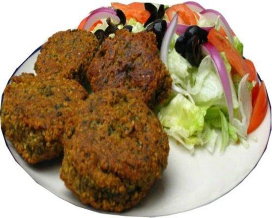 Kebab Inn: Falafel