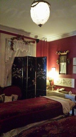 Bellinger Rose Bed & Breakfast : Massage Room