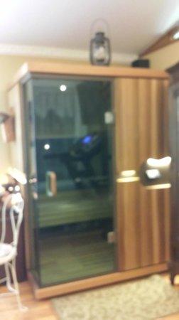 Bellinger Rose Bed & Breakfast : Infrared 3 person Sauna