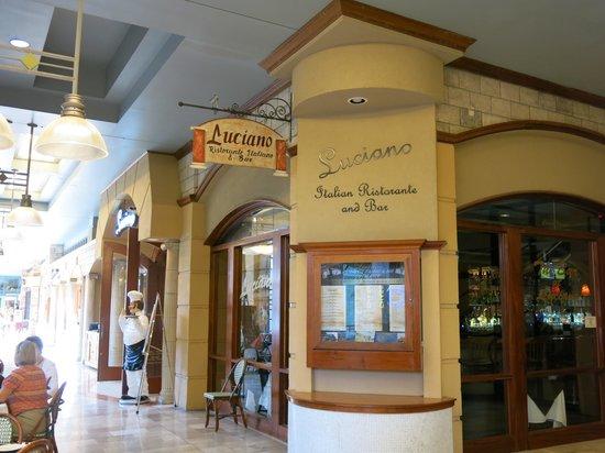 Luciano Ristorante Italiano San Antonio 849 E Commerce St Downtown Menu Prices Tripadvisor