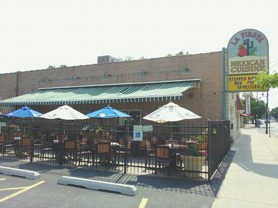 LA Fiesta Mexican Restaurant: This is the REAL pic for this restaurant